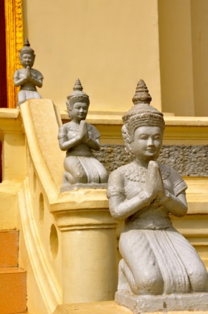 Royal Palace, Phnom Pehn