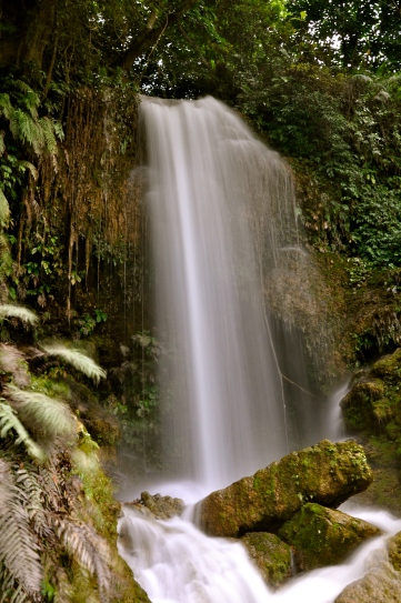 Small Waterfall at Detian