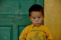 Boy at Ban Pho Village