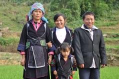 Zaazaa & family