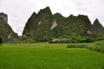 Mingshi countryside