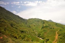 The scenery of Sapa