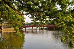 Bridge to Temple
