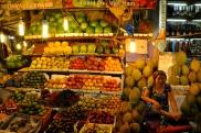Fruit vender