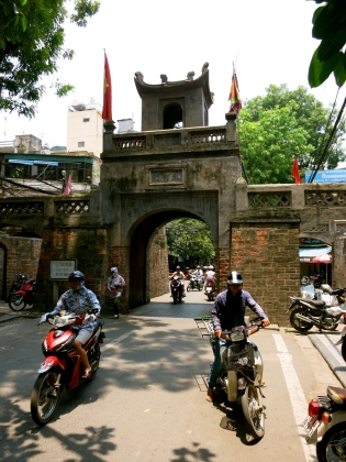 East gate of old city
