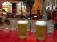 Bia Hoi: fresh, daily brewed beer