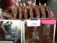 Deep fried eel