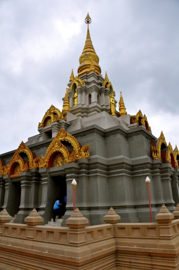 Phra Boromathat Chedi - Mae Salong