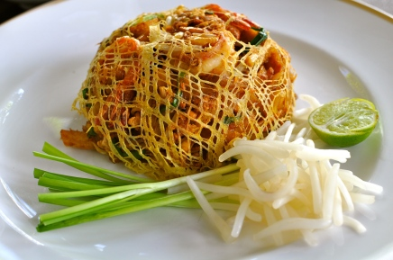Fancy pad Thai