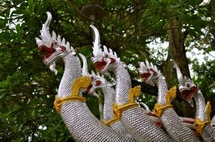 Entrance to Wat Mahathat
