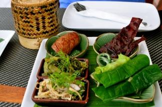 Thai tasting menu at Tamarind Cafe