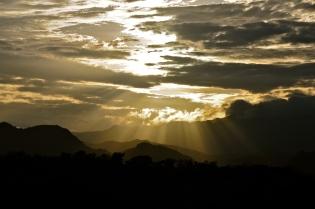 Sunset ver Luang Prabang