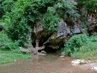 Cave outside Muang Ngoi