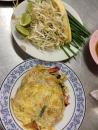 Pad Thai with Som